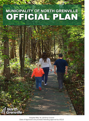 Official Plan cover