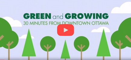 green and growing video