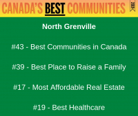 North Grenville #43 of Canada's Best Communities