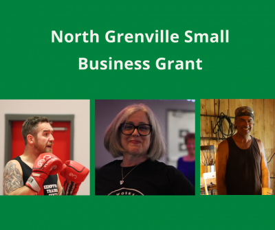North Grenville Small Business Grant Announced