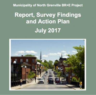BR+E Project Final Report to be Presented to Council & Stakeholders
