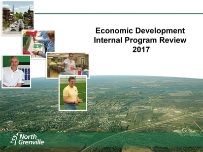 Economic Development Internal Program Review Final Report