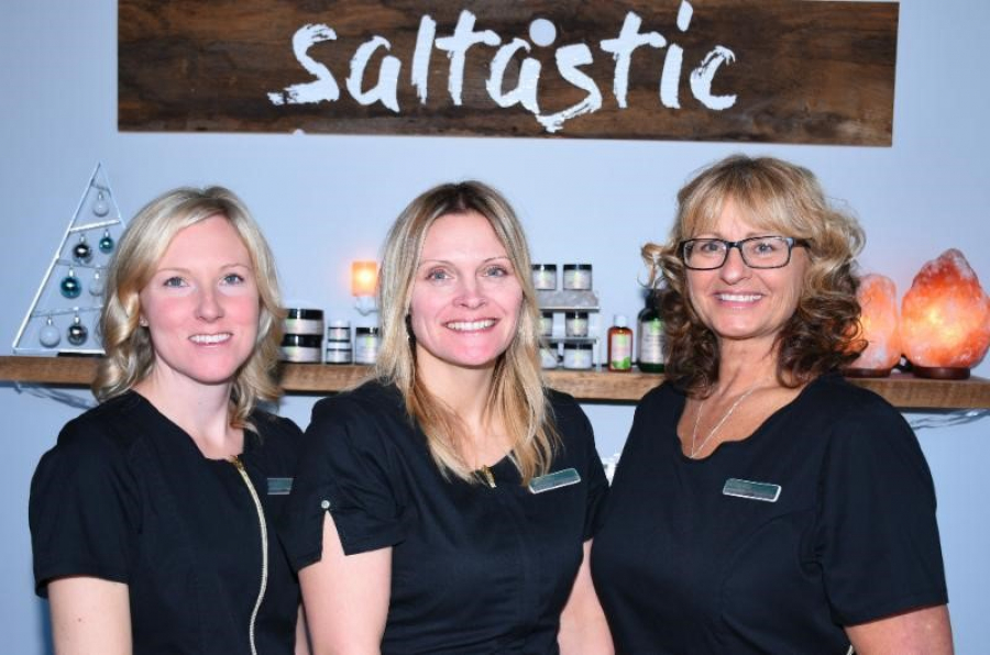 Business Profile: Saltastic Treatments for all Age Groups
